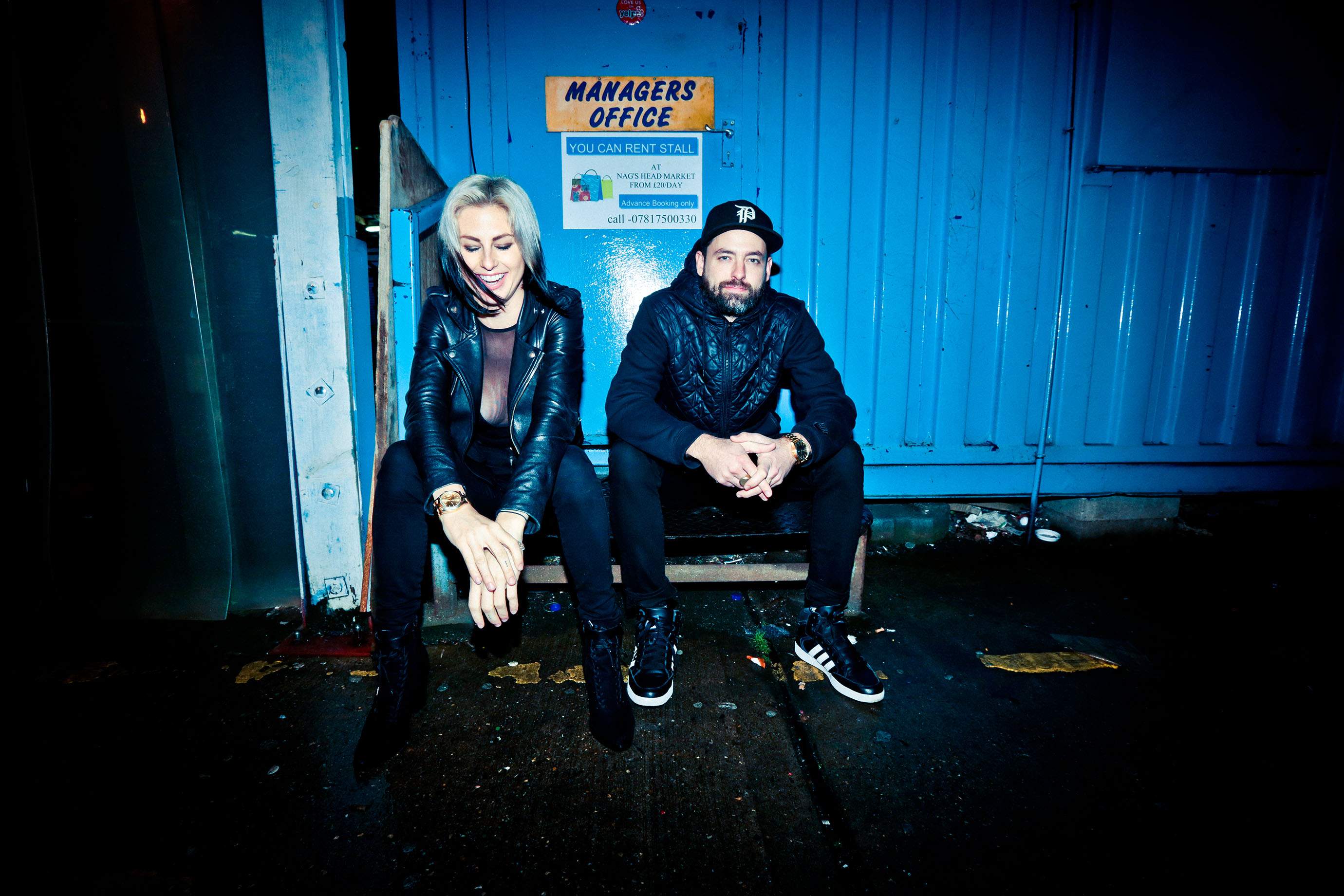 Phantogram returns home, facing fame and loss