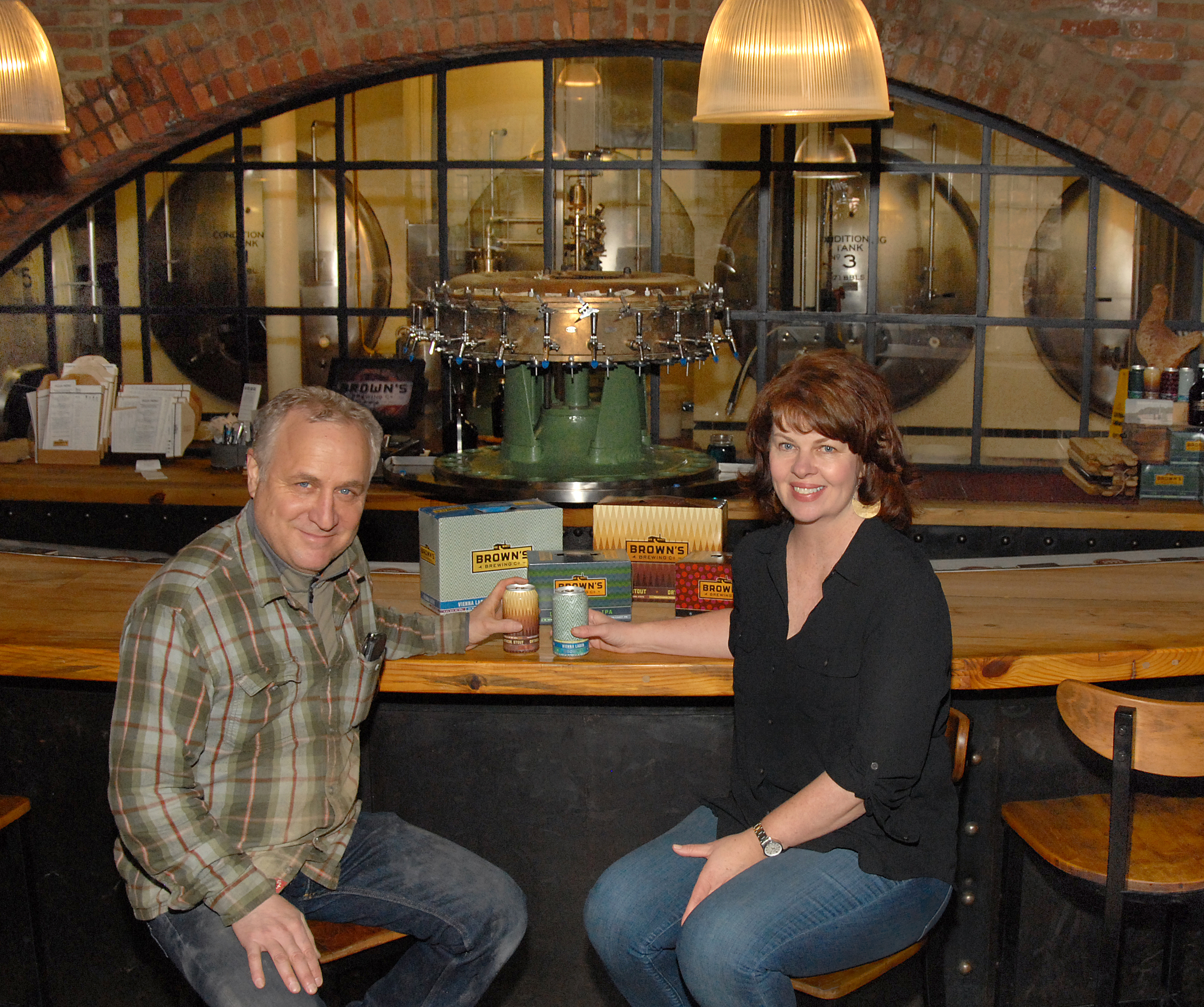 Brown's Brewing Company: From upstarts to idols