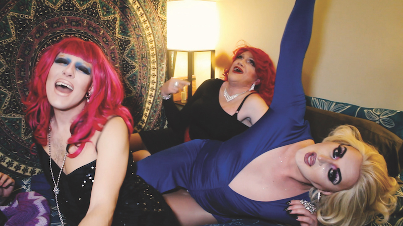 Unapologetically beautiful: Albany in drag