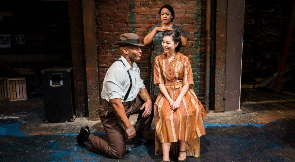 Patrick White looks back on the year in theater