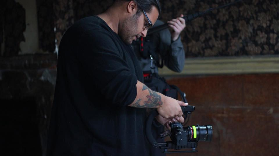 Local filmmaker to be featured on El Rey network this weekend