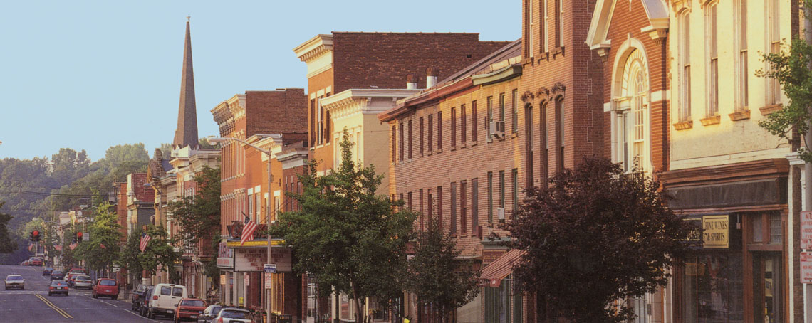 Catskill is a burgeoning arts town worth exploring