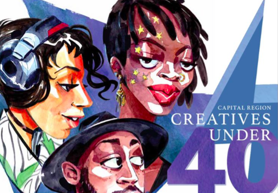Capital Region Creatives Under 40 Nominations
