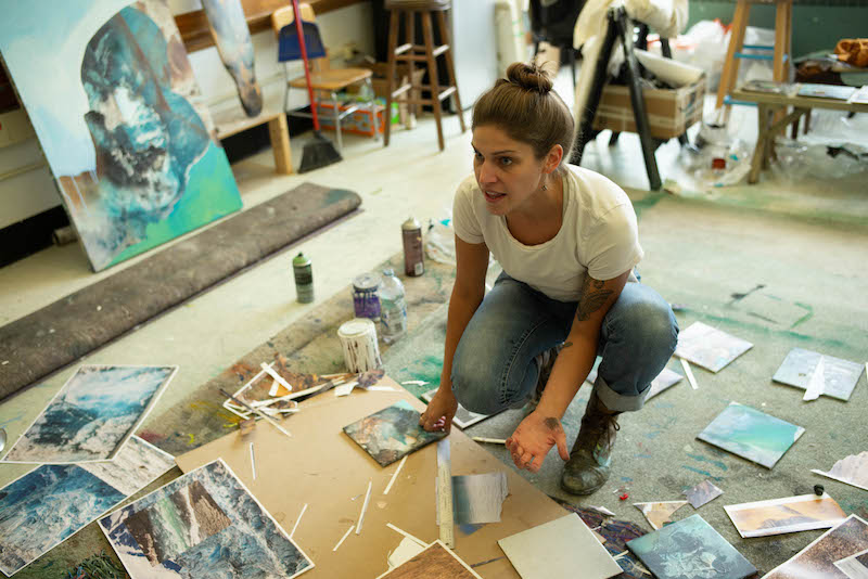 Local artists find creative sanctuary at The Church