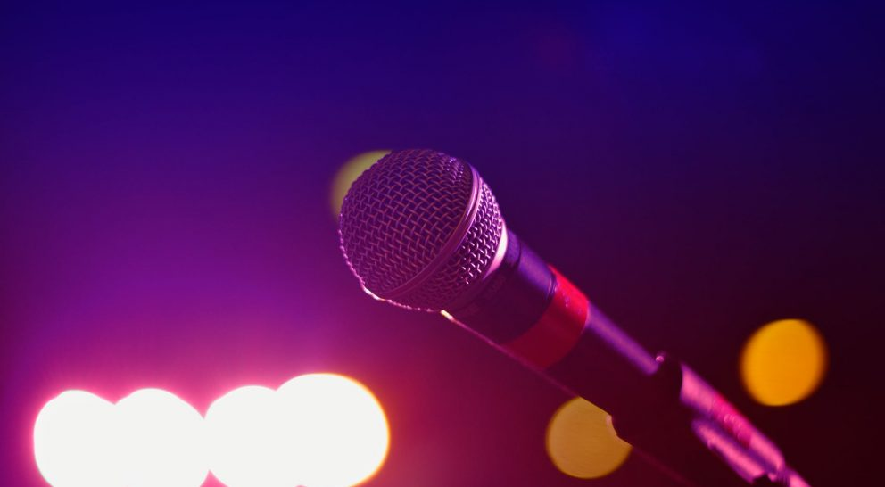 How-to guide: Your first open mic