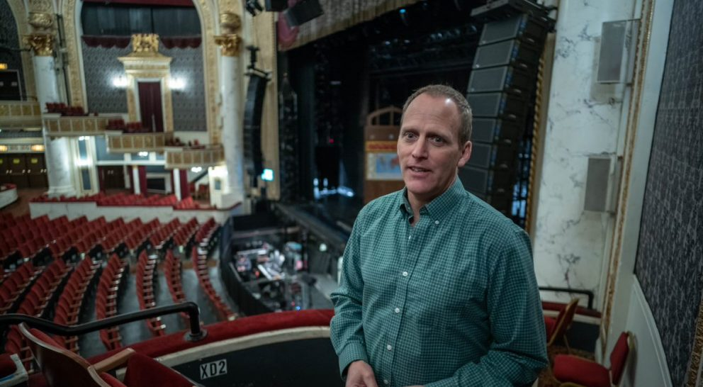 Dan Sheehan: Proctor's backstage savant