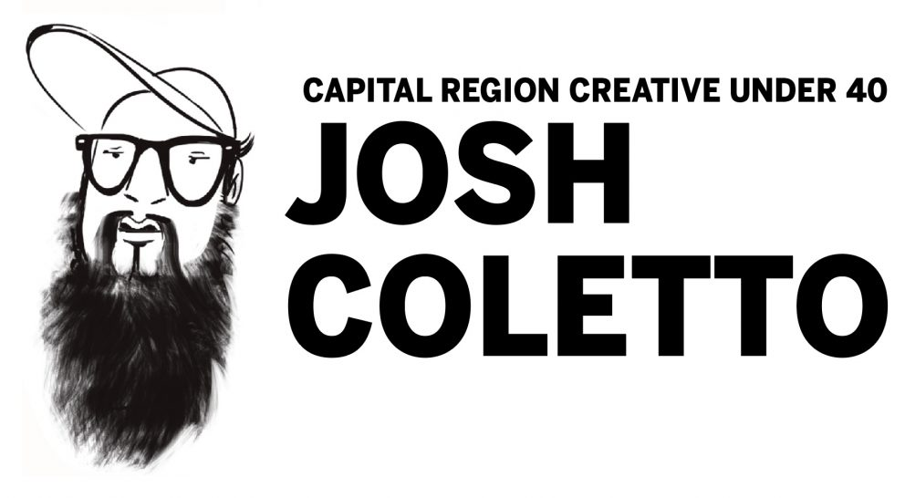 Capital Region Creative Under 40: chef Josh Coletto