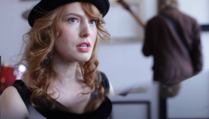 Actress Alicia Witt dabbles in film and music