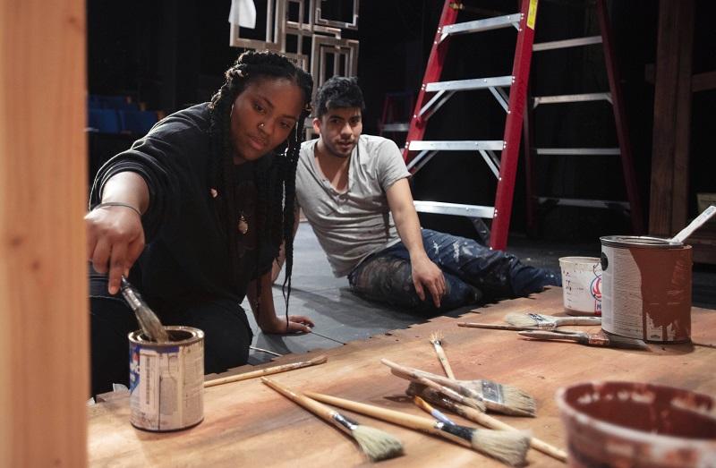 Proctors TheatreTECH teaches industry standards
