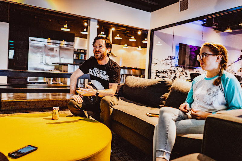 Inside MadGlory the local studio working on a billion dollar game franchise