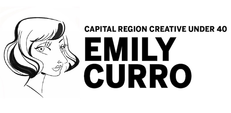 Capital Region Creative Under 40: Emily Curro