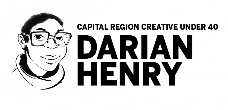 Capital Region Creative Under 40: filmmaker Darian Henry