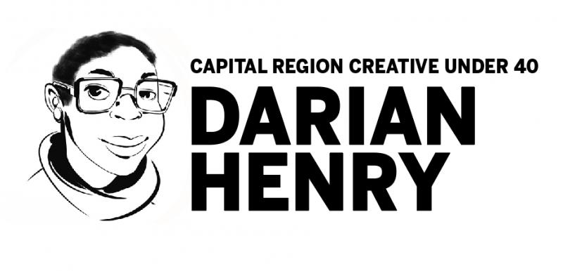 Capital Region Creative Under 40: filmmaker Darian Henry
