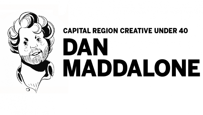Capital Region Creative Under 40: Dan Maddalone