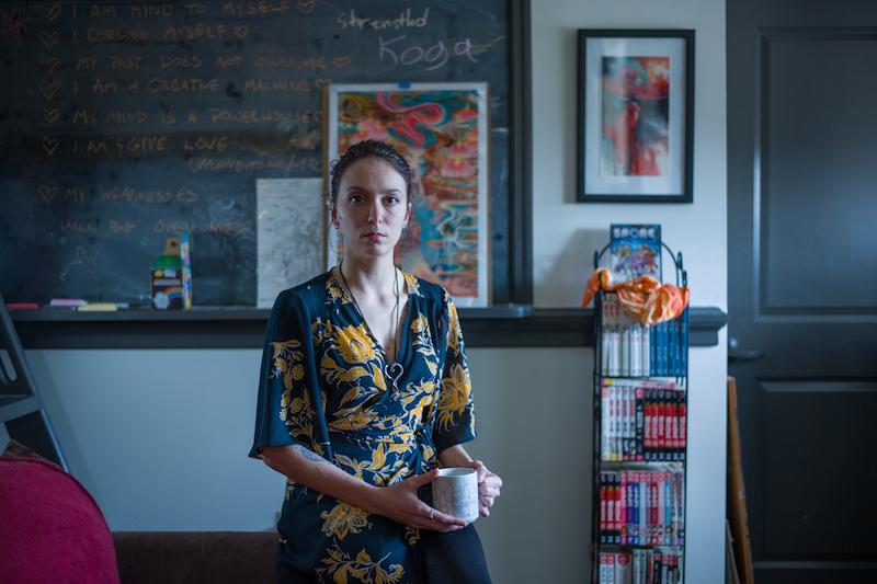 Tabitha Spectra's room of wonders at Albany Barn