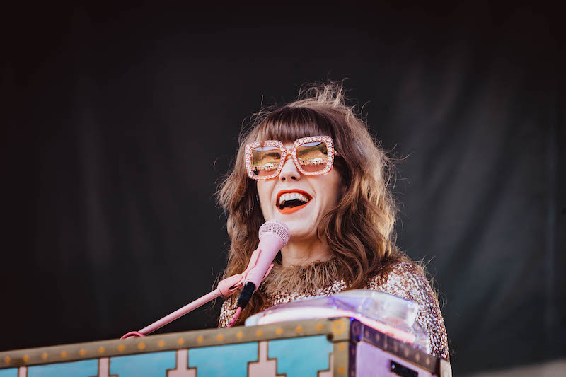 Gallery: Jenny Lewis and Death Cab For Cutie at Ommegang