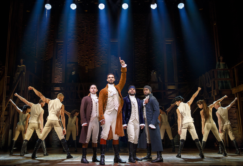Proctors announces 'Hamilton' on-sale date