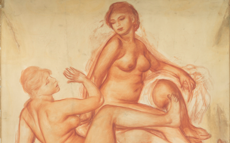 Renoir and Cardiff dissect and cherish form at The Clark