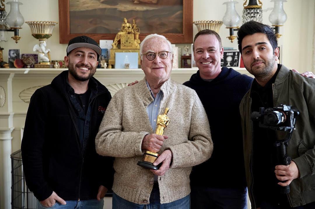 Merchant Ivory partnership focus of UAlbany alum's documentary