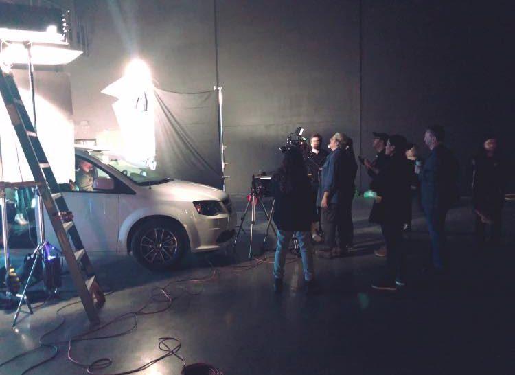Horror film starring Judd Hirsch, Lori Petty shoots at The Lumberyard