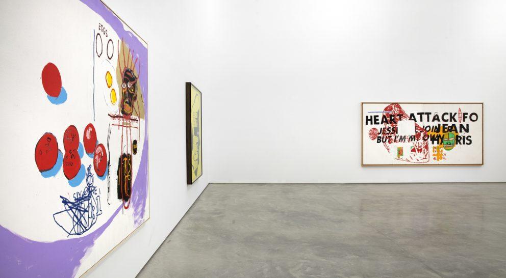 'Basquiat X Warhol' exhibit is must-see