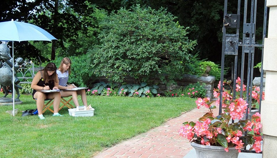 Plein Air Festival kicks off in Glens Falls