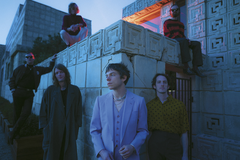 Cage The Elephant's Brad Shultz on prioritizing mental health