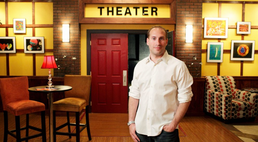 Inside local arts with Chad Rabinovitz