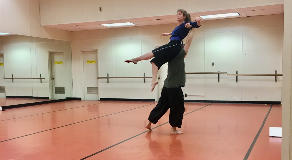 Emerging Choreographers Project provides space for fresh, local dance