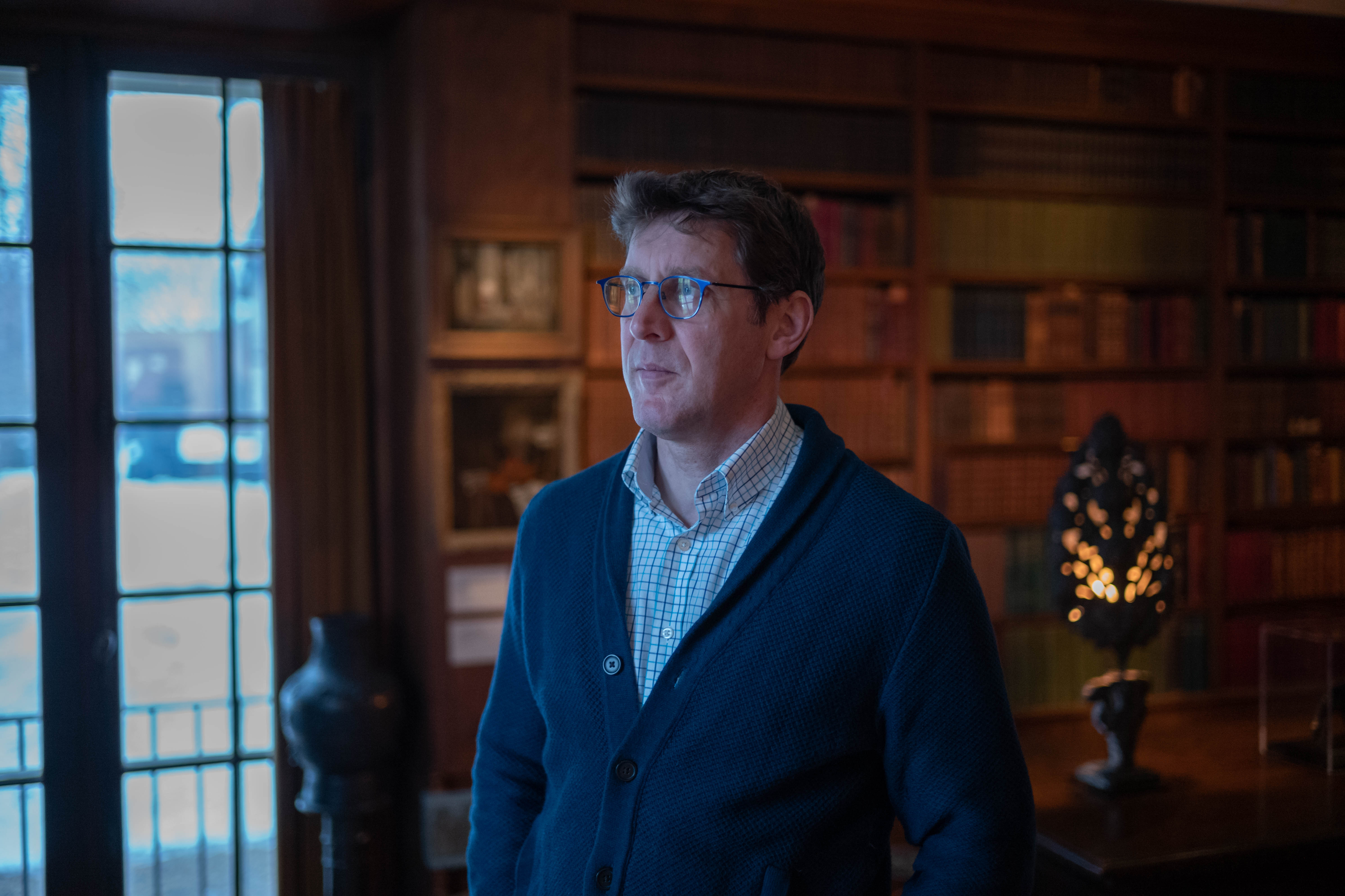 Jonathan Canning of The Hyde Collection on local arts