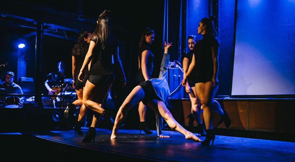 "Gallery: Synergia Dance Project's ""Dark Blue Sea"" at Helsinki Hudson"