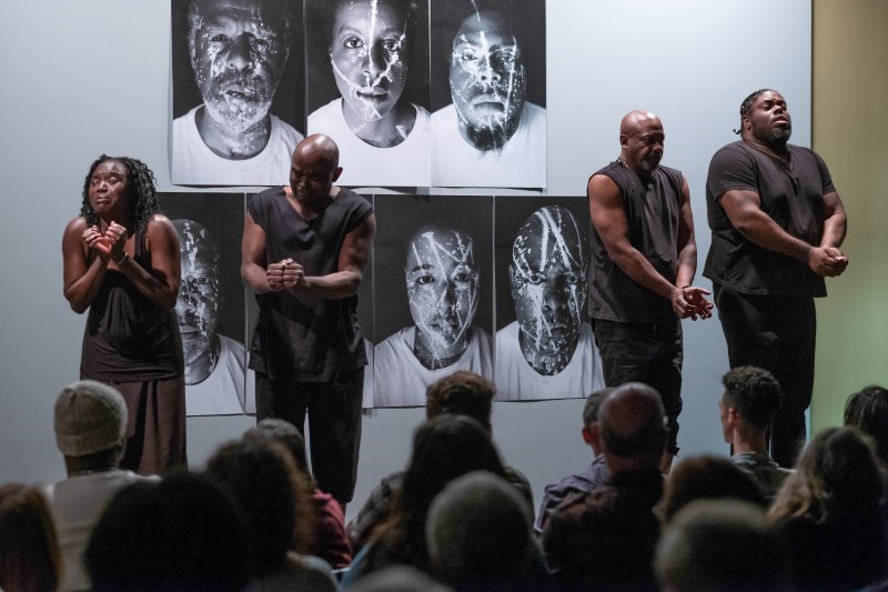 Gallery: 'Whitewashed: the racism project' at Opalka Gallery