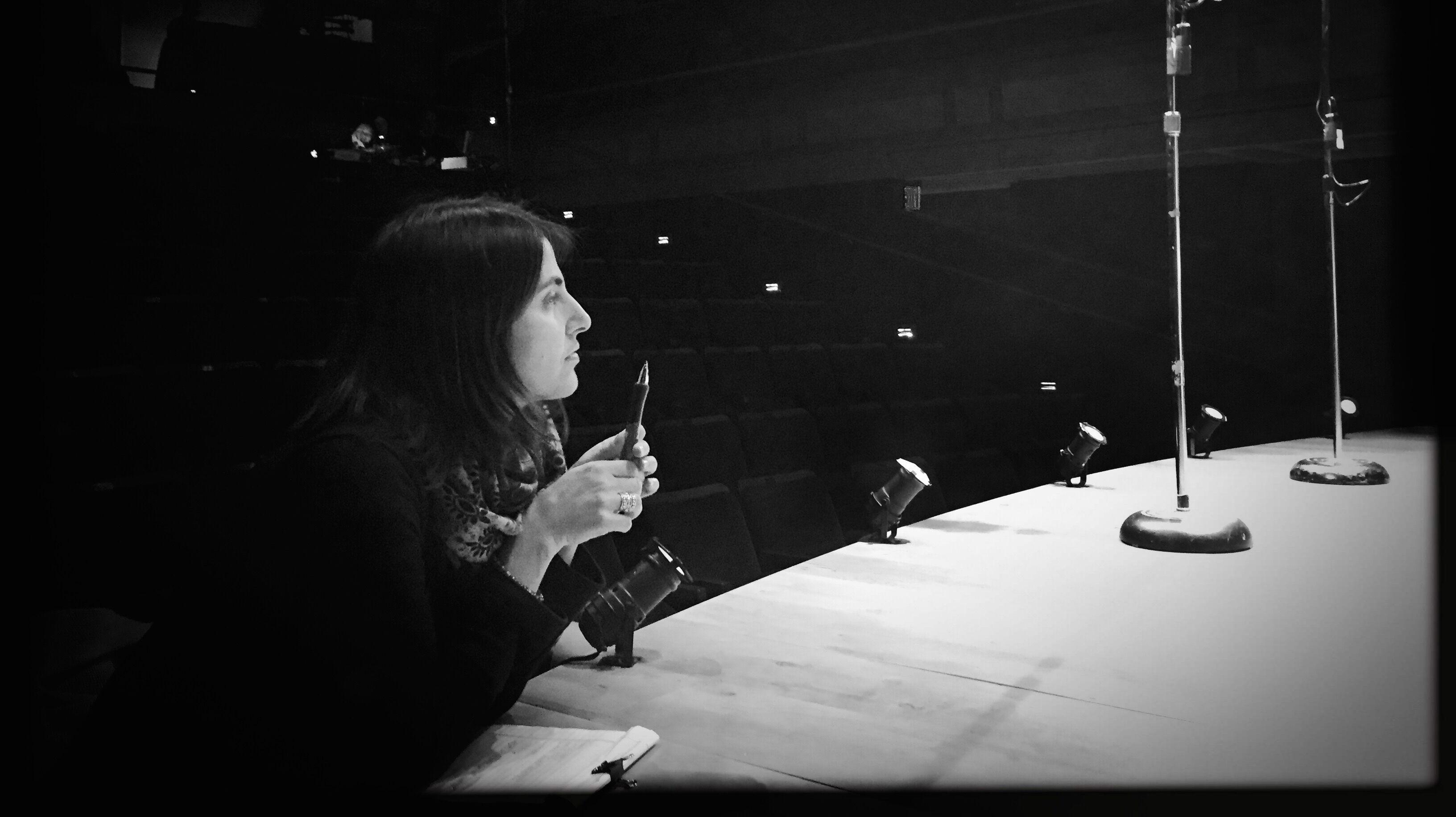 Megan Sandberg-Zakian on directing 'Lobby Hero'