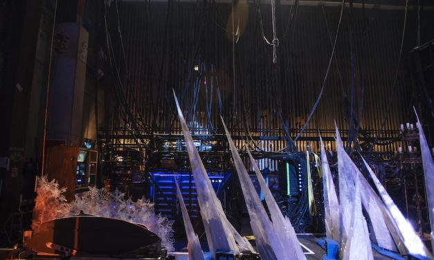 Disney Theatrical prepares Frozen touring production at Proctors