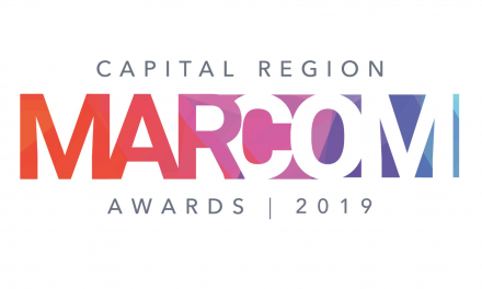 The Collaborative Magazine finalist in the 2019 Capital Region Marcom Awards