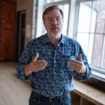 Video: Michael Oatman tours MASS MoCA