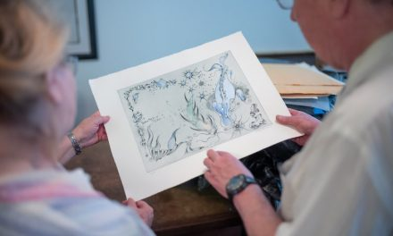 The Print Club of Albany: art lovers collect one of a kind  prints of rare and beloved works