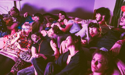 """Half Waif calls on Troy artists for new video """"Ordinary Talk"""""""