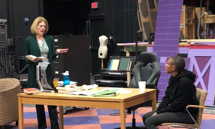 Jean-Remy Monnay's Black Theatre Troupe tackles tough subjects while nurturing actors