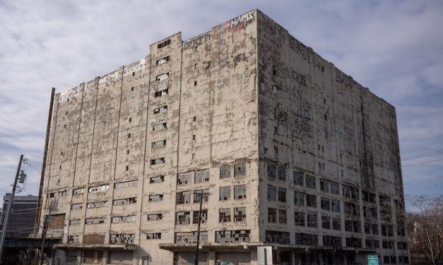Ideas abound for Albany eyesore