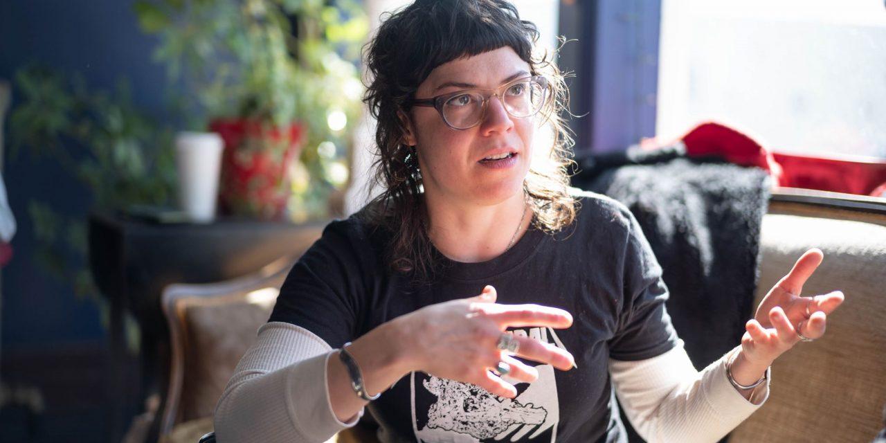 Sarah Van Buren on her DJ collective Mostly Girls
