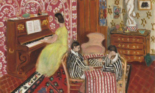 Arabesque: exploring the ways European artists have adopted the harmonious artform for centuries at The Clark Art Institute