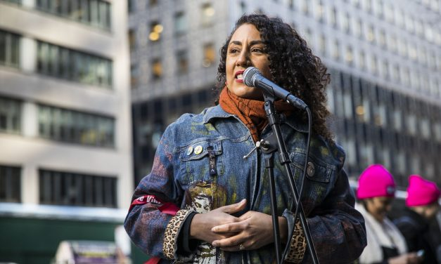 Taina Asili on becoming the voice of a movement