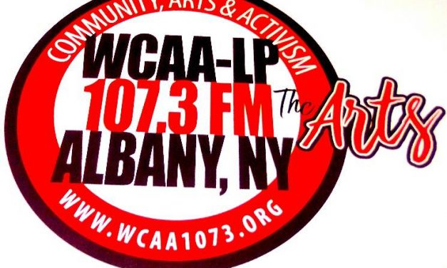A grassroots radio station grows in downtown Albany