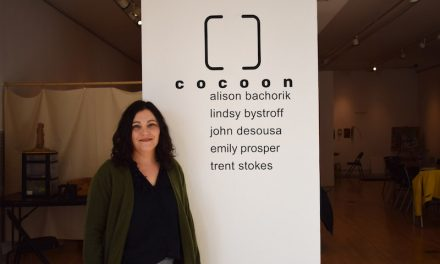 Curator Belinda Colón wants the community to immerse themselves in the arts