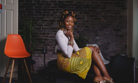 Afrocentric fashion creator