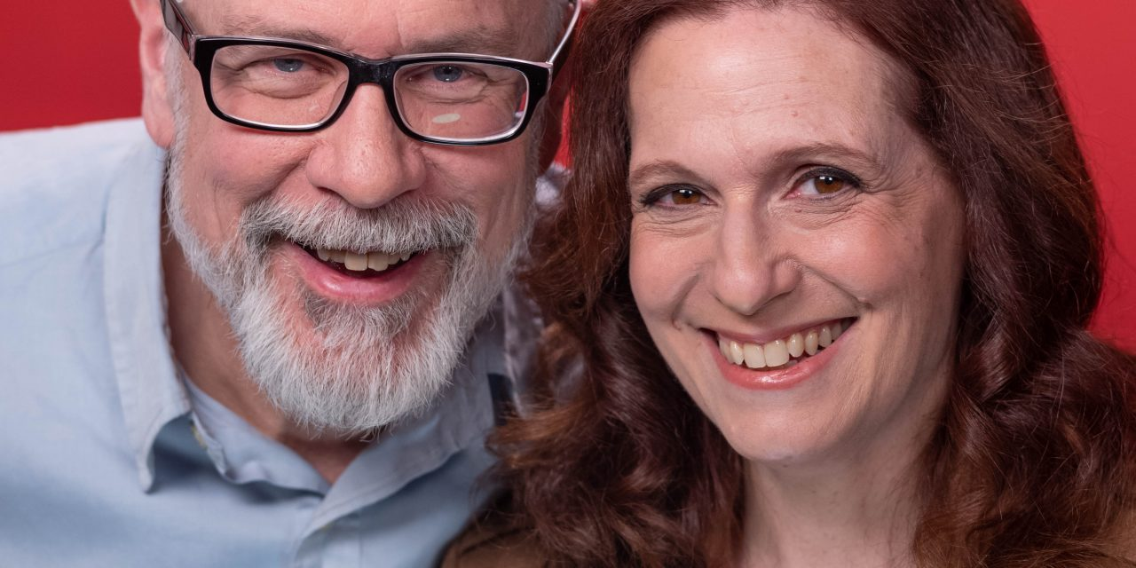 Maker of the Week – Michael Burns and Kat Koppett