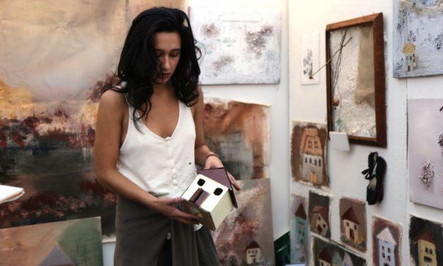 American-Columbian artist has LARAC Show